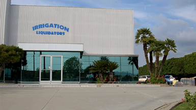 Irrigation Liquidators Headquarters